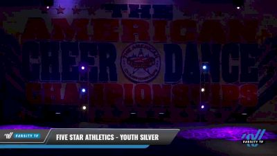 Five Star Athletics - Youth Silver [2021 L2 Youth - Small Day 1] 2021 The American Celebration DI & DII