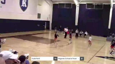 Replay: Hyde Park HS vs Regents HS - 2021 Hyde Park High Sch vs Regents (Austin) | Sep 21 @ 7 PM
