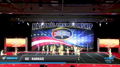 ICE - Kamikaze [2021 L7 International Open Coed Sm Day 1] 2021 ACP: Midwest World Bid National Championship