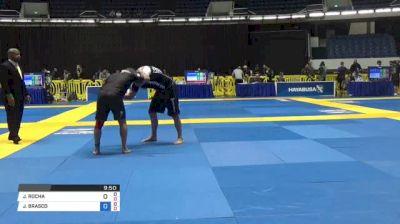 JOAO ROCHA vs JAMES BRASCO World IBJJF Jiu-Jitsu No-Gi Championships