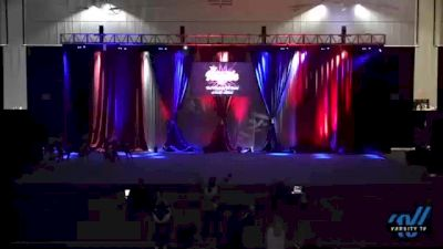 The Stingray All Stars - Black [2021 L3 Youth - Medium Day 2] 2021 The American Royale DI & DII