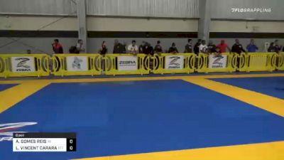 ANDRE GOMES REIS vs LAWRENCE VINCENT CARARA 2020 American National IBJJF Jiu-Jitsu Championship