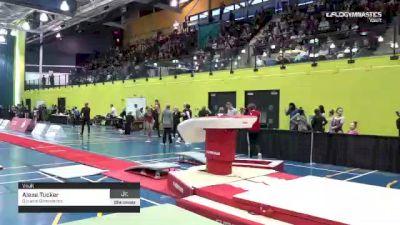 Alexa Tucker - Vault, Dynamo Gymnastics - 2019 Elite Canada - WAG
