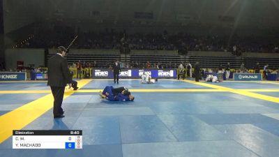 CHAD M. G. HARDY vs YGOR MACHADO DANTAS 2019 Pan Jiu-Jitsu IBJJF Championship