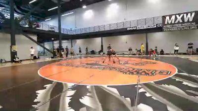 130 lbs Prelims - Vance Williams, Individual vs Marco Garcia, Falcon Wrestling Club