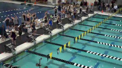 Purdue Invite, Women 400 Free Relay Heat 3
