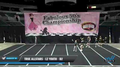 True Allstars - L2 Youth - D2 [2021 Faith] 2021 ACP Disco Open Championship: Trenton