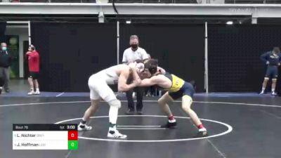 149 lbs Semifinal - Luke Nichter, Drexel vs Jimmy Hoffman, Lehigh