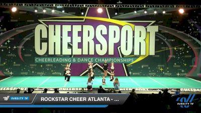 Rockstar Cheer Atlanta - Triumph [2020 CheerABILITIES-Exhibition Day 2] 2020 CHEERSPORT National Cheerleading Championship