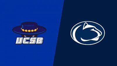 Full Replay - UC Santa Barbara vs Penn State