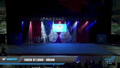 Cheer St Louis - Dream [2021 L1.1 Youth - PREP Day 1] 2021 The American Gateway DI & DII
