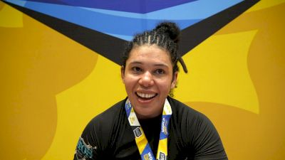 Rafaela Guedes Takes No-Gi Worlds Title, Looking For Double Gold