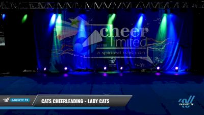 Cats Cheerleading - Lady Cats [2021 L3 Perf Rec - 18 and Younger (NON)] 2021 Cheer Ltd Open Championship: Trenton