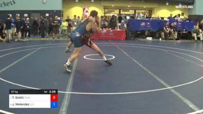 57 kg Consi Of 4 - Ty Smith, Team Nevada vs Joey Melendez, Izzy Style