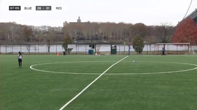 Equipe Quebec vs. NE Academy: Women Premier