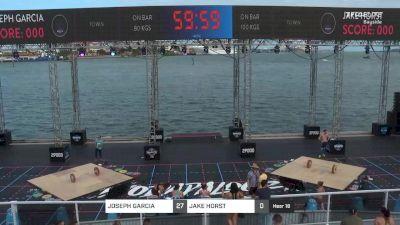Bayside | 2.20.2020 | Weightlifting Faceoff | Men's Quarterfinal | Garcia | Horst