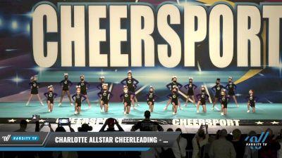 Charlotte Allstar Cheerleading - Kiwi [2021 L1 Mini - Novice Day 1] 2021 CHEERSPORT: Charlotte Grand Championship