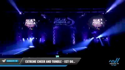 Extreme Cheer and Tumble - ECT Bombshells [2021 L4 Junior Day 1] 2021 The U.S. Finals: Myrtle Beach