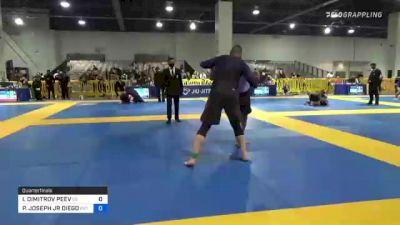 ILIA DIMITROV PEEV vs PATRICK JOSEPH JR DIEGO 2021 American National IBJJF Jiu-Jitsu Championship