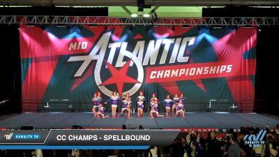 CC Champs - Spellbound [2020 L1 Junior - D2 Day 1] 2020 Mid-Atlantic Championships