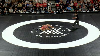 65 kg 2 Of 3 - Zain Retherford, Nittany Lion Wrestling Club vs Yianni Diakomihalis, Titan Mercury Wrestling Club