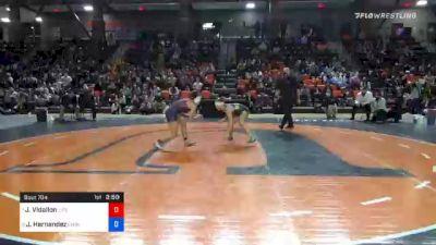 123 lbs Final - Julia Vidallon, Life vs Jasmine Hernandez, Lyon