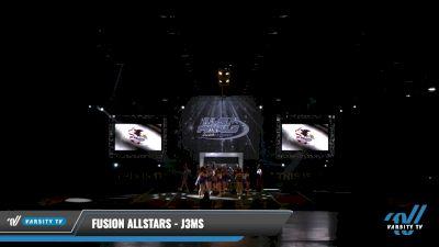 Fusion Allstars - J3MS [2021 L3 Junior - Medium Day 2] 2021 The U.S. Finals: Louisville