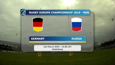 REC19: Germany vs Russia