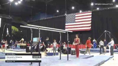 Alexandru Nitache - Parallel Bars, GymTek Academy - 2021 USA Gymnastics Development Program National Championships