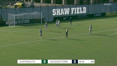 Replay: Dartmouth vs Georgetown | Sep 2 @ 4 PM