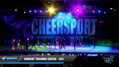 Uknight training center - JFLY [2021 L3 Junior - Medium - A Day 1] 2021 CHEERSPORT National Cheerleading Championship