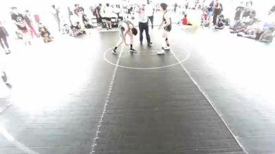 138 lbs Round Of 32 - Christopher Gonzalez, Dorado WC vs Trevor Wagstaff, Silver Back WC