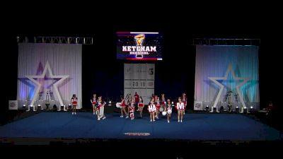 Ketcham High School [2018 Intermediate Small Game Day Day 2] NCA Senior & Junior High School National Championship