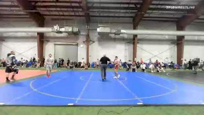 132 lbs Quarterfinal - Dean Peterson, Elite Wrestling vs Ryan Kozdra, Ultimate Wrestling Academy