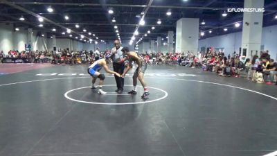 138 lbs Rr Rnd 1 - Jesse Vasquez, Hawkmade Omniversity vs Jose Landin, Elite Force Wrestling Club