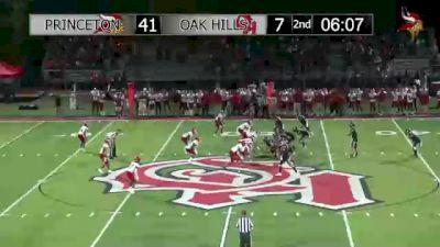Replay: Oak Hills vs Princeton | Sep 24 @ 7 PM
