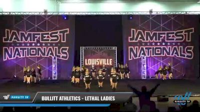 Bullitt Athletics - Lethal Ladies [2021 L2 Junior - Medium Day 2] 2021 JAMfest: Louisville Championship