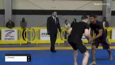 Jonatas Novaes vs Brock Gorang 2020 American National IBJJF Jiu-Jitsu Championship