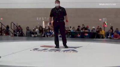 50 kg Rr Rnd 2 - Alleida Martinez, CA vs Emily Shilson, MN
