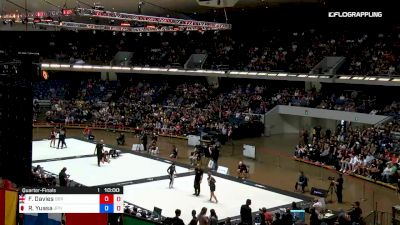Ffion Davies vs Rikako Yuasa 2019 ADCC World Championships