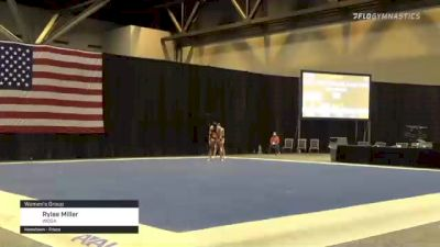 Rylee Miller - Women's Group, WOGA - 2021 USA Gymnastics Championships