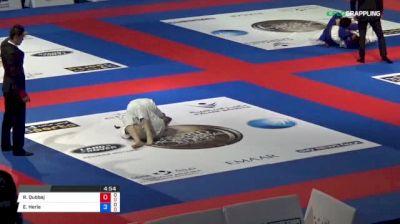 Rana Qubbaj vs Erin Herle 2018 Abu Dhabi World Professional Jiu-Jitsu Championship