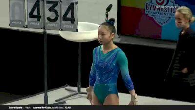 Katelyn Jong - Vault, Metroplex Gym - 2021 US Championships