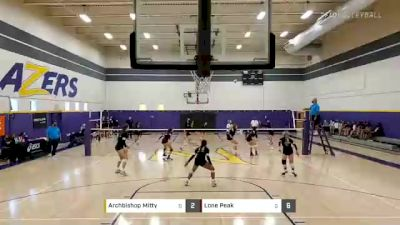 Archbishop Mitty vs Lone Peak - 2021 Durango Fall Classic