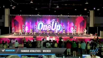 Famous Athletics - Wicked [2021 L1 Junior - D2 Day 2] 2021 One Up National Championship