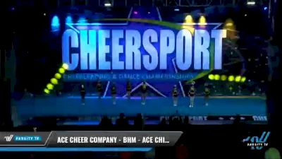 ACE Cheer Company - BHM - ACE Chickasaws [2021 L2.2 Youth - PREP Day 1] 2021 CHEERSPORT National Cheerleading Championship