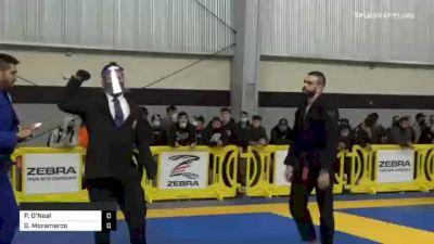 Pete O'Neal vs Giann Moramarco 2020 American National IBJJF Jiu-Jitsu Championship