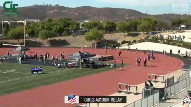 Full Replay: CIF-San Diego: Boys & Girls T&F Finals - Jun 12