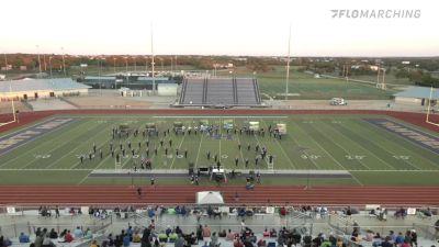 "San Marcos H.S. ""San Marcos TX"" at 2021 USBands Liberty Hill Regional"