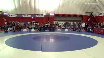 55 kg Rr Rnd 3 - Spencer Moore, Kentucky Extreme Wrestling Club vs Kael Lauridsen, Nebraska Boyz